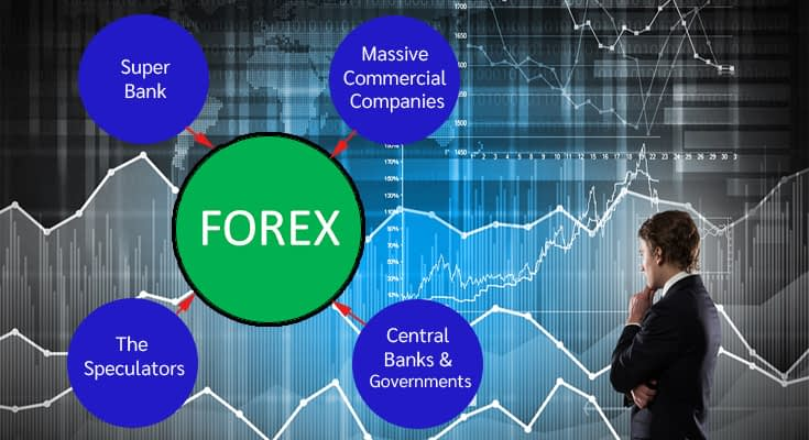 Understanding the Market Players In Forex Market