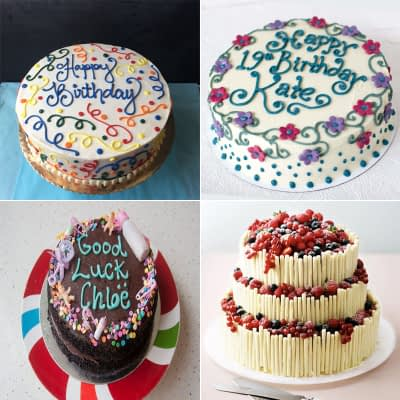 What Makes a Good Celebration Cake?