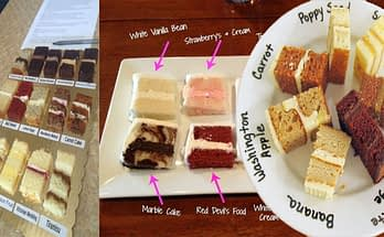 Wedding Cake Flavors For Each Taste