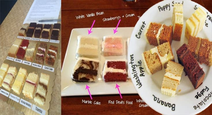 Wedding Cake Flavors For Each Taste