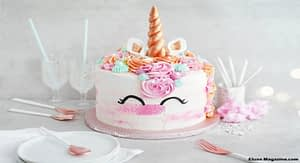 Birthday Cake Toppers Make Beautiful Cakes