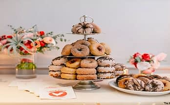 Dessert Suggestions for a Wedding