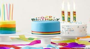 Birthday Cake Decorating Ideas - 6 Easy to Make Cake Ideas
