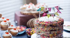 Alternatives To A Professionally Made Birthday Cake