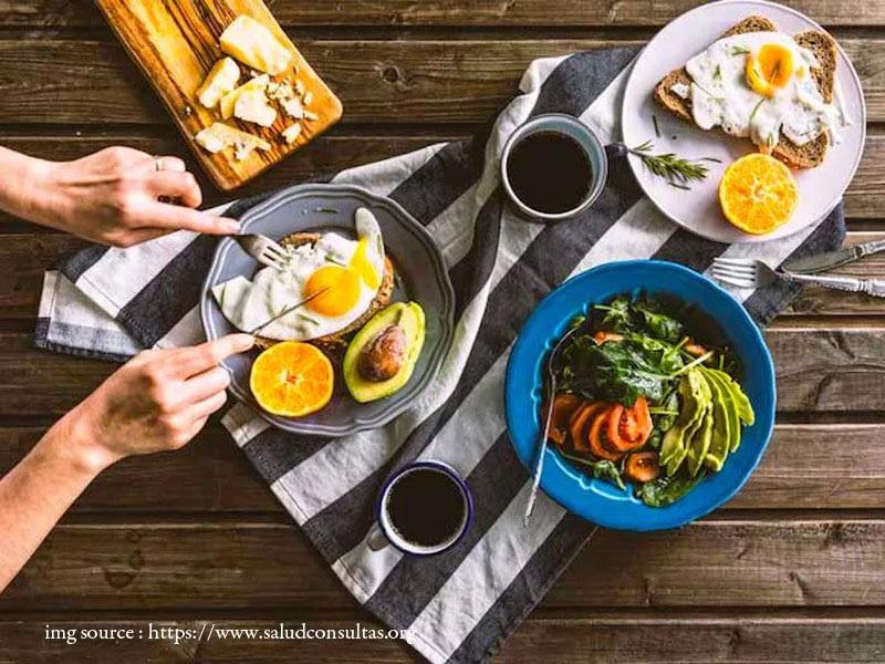 Den Ganzen Tag Gesund Essen